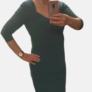 NWT WHBM Slimming Fully Lined Dress